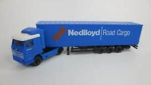 """Roco N 1865 Sattelzug """"Nedlloyd Road Cargo"""" NEU & OVP CH17306"""