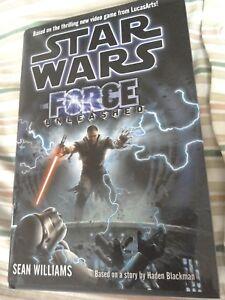 Star Wars The Force Unleashed Hardback,(2008)