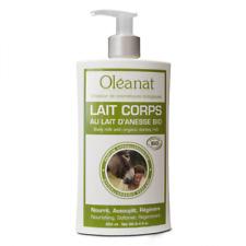 Donkey Milk Body Lotion 250ml- Hypoallergenic Organic Certified -  Oléanat
