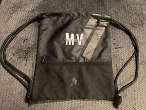 Polar Bear Water Resistant Lightweight Sackpack For Gym Traveling Yoga Swimming Print Backpack Bags Drawstring Bag