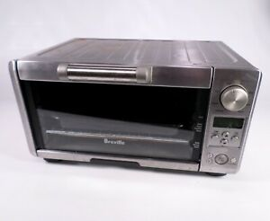 Breville Mini Smart Oven BOV450XL Element IQ Stainless Steel Toaster Digital