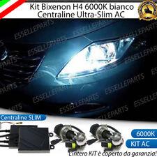 KIT XENON BIXENON BIXENO XENO H4 6000 K 35W PER LANCIA YPSILON Y (846) NO ERROR
