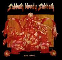 BLACK SABBATH cd cvr SABBATH BLOODY SABBATH Official SHIRT XL New ozzy