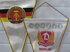 Dynamo Sportclub Berlin 1 Wimpel DDR Sport True Vintage burgee sport club Berlin