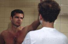 Jack Nicholson bare chested in shower Art Garfunkel Carnal Knowledge 35mm Slide
