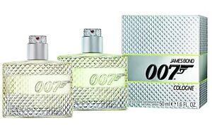 2 x James Bond 007 - Herren Parfüm - Eau de Cologne (2 x 50ml) Parfum