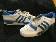 VERY RARE ADIDAS RIVALRY LOW Made in France - SIZE 11 MENS SNEAKERS