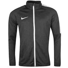 Nike Academy WOVEN WARM UP GIACCA FOOTBALL XL Extra Large Nero