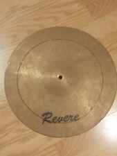"Revere 16"" Crash Cymbal"