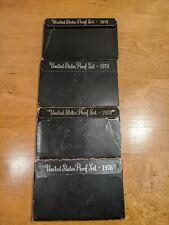 Run/Lot of United States Mint Proof Sets 1973, 1974, 1975, 1976