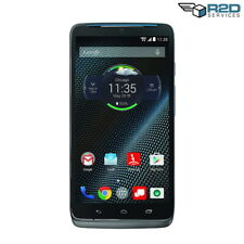 Motorola Droid Turbo - Grey with Metallic Blue accents - 32GB - (Verizon)