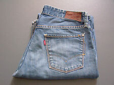 Levi's Red Jeans Para Hombre W32 L32 bajo Bootcut Azul Strauss Vintage levy559