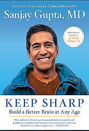 Keep Sharp: Build a Better Brain at Any Age✅[E- B00K]✅
