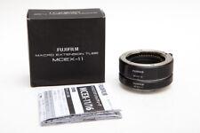 Fujifilm FUJINON MCEX-11 & MCEX-16 Macro Extension Tube Tubes - Excellent!