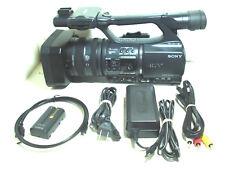 Sony HDR-FX1000 HDV camcorder w/ full 1yr service warranty