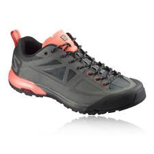 Chaussures et bottes de randonnée gris Salomon pour femme