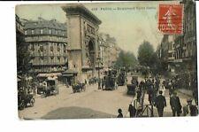 CPA-carte postale-France-Paris Boulevard Saint Denis     VM16022