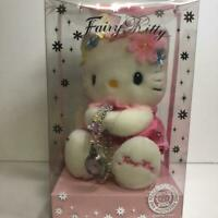 Vintage 2000s Sanrio Hello Kitty Plushy Plush doll Toy Fairy Japan Kawaii Rare