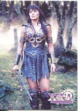Xena Warrior Princess Season 1 Promo Card P1