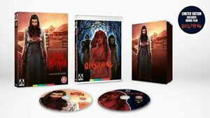 The Woman + Offspring Limited Edition Blu Ray Arrow UK Region B New/Sealed