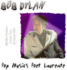 BOB DYLAN -POP MUSIC'S POET LAUREATE- Japan 2xCDs