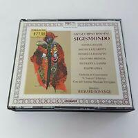 Gioachino Rossini Sigismondo 2 CD (1995) BONGIOVANNI