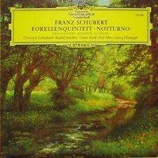 Schubert: Forellenquintett  etc : Eschenbach, Koeckert, Riedl, Merz & Hortnagel