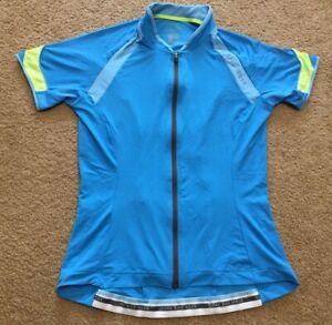 Gore Bike Wear SLPOWE POWER LADY 3.0 Cycling Bike Jersey Shirt Top Women's Sz M