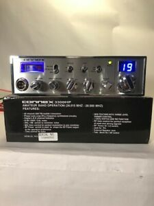 NEW! CONNEX CX-3300HP TRUCK DRIVERS RADIO HIGH OUTPUT LOUD AUDIO! SuperFast Ship