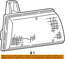 FORD OEM 97-02 E-350 Econoline Club Wagon-Headlight Assembly 6C2Z13008AA