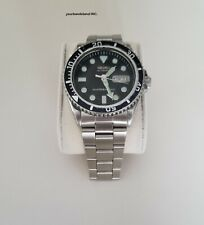 22mm CURVED STAINLESS STEEL OYSTER BRACELET FIT SEIKO SKX031 7S26-0040