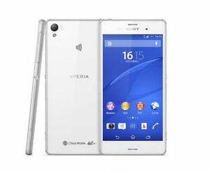"SONY XPERIA Z3 D6603 Quad Core 20MP 5.2"" HD 3GB+16GB 4G LTE Android Smartphone"