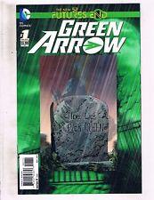 4 Futures End DC Comics NM #1 Green Arrow Pandora Batwoman Batman Superman RF3