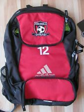 Marshall Soccer Club #12 Michigan adidas Climaproof Stadium Team Soccer Backpack