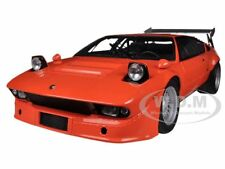 LAMBORGHINI URRACO RALLY ORANGE 1/18 DIECAST MODEL CAR BY KYOSHO 08444 P
