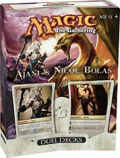FRENCH Magic MTG Ajani vs Nicol Bolas FACTORY SEALED Duel Deck HOT The Gathering