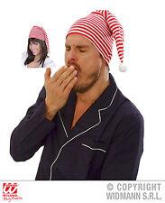 Gorra de dormir, Gorro Con Borla Gorra Rojo - blanco, Despedida De Soltero