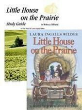 Little House on the Prairie SET - Study Guide and Book  (Progeny Press) NEW