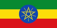 ETHIOPIA FLAG 5FT X 3FT
