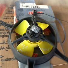 FIAT 128 COUPE L/CL/  ELETTROVENTOLA  RADIATORE ACQUA ORIGINALE 4436843