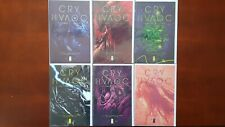 Cry Havoc - Image Comics #1-6 Full Run - NM