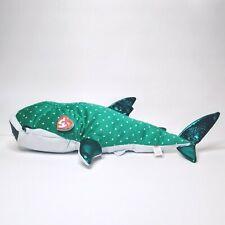 "Ty Sparkle Destiny Finding Dory Character Whale Shark Plush 20"" Stuffed Animal"
