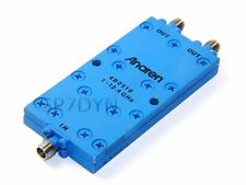 Anaren 2 Way Power Divider 1 to 12.4GHz 10Watts Low VSWR 1pc
