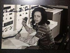 New ListingChristine Darden Authentic Hand Signed Autograph 4X6 Photo -Nasa Engineer Apollo