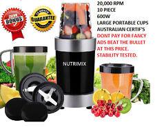 BRAND NEW Nutrimix PRO 600W Nutri Bullet style Extractor Blender Juicer