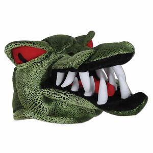 Australia Day Plush Crocodile Hat