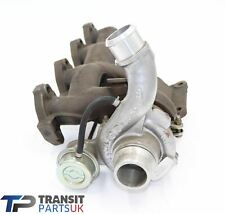 FORD TRANSIT CONNECT TURBOCHARGER 1.8 DIESEL 90PS 756919 WITH MANIFOLD TURBO