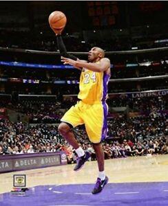 "Kobe Bryant Los Angeles Lakers NBA Action Photo (Size: 8"" x 10"")"