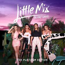 LITTLE MIX GLORY DAYS THE PLATINUM EDITION CD & DVD (November 24th 2017)