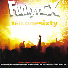 FUNKYMIX 160 CD USHER NICKI MINAJ KENDRICK LAMAR GYM CLASS HEROES SEAN KINGSTON